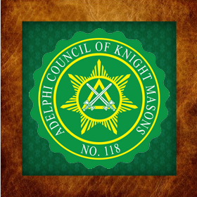 Adelphi Council of Knight Masons No. 118